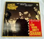JIVE RECORDS A LOW DOWN DIRTY SHAME SOUNDTRACK VINYL
